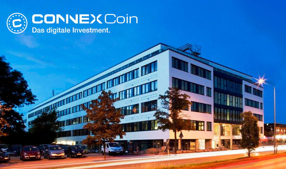 Connex Coin - Germany's First Real Estate Investment Token